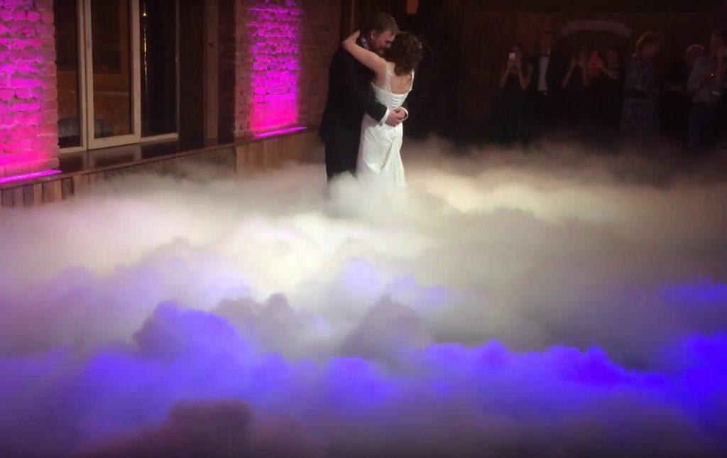 Сделать тяжелый дым (hard fog) своими руками OMISE 61
